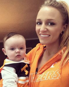 Maci Bookout's Baby Daughter Jayde Is the Cutest Cheerleader Ever: Pic - Us Weekly