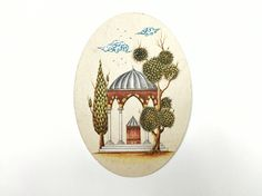 Rendering Techniques, Islamic Art, Painting Inspiration, Painted Rocks, Persian, Medieval, Art Drawings, Decorative Plates, Instagram Posts