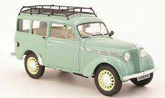 To collect or to make a gift, buy your Renault Juvaquatre Solido break grey grun 1952 diecast model cars. Model Cars Building, Car Station, Plastic Model Cars, Model Cars Kits, Diecast Model Cars, Ford Models, Green And Grey, Vintage Cars, Baby Car Seats