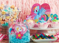 "Have a ""My Little Party"" With These My Little Pony Party Ideas! 