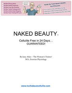 Adeus Celulite: Beleza Nua Método SYMULAST Livro-PDF por Joey Atlas by MikeWalden via slideshare