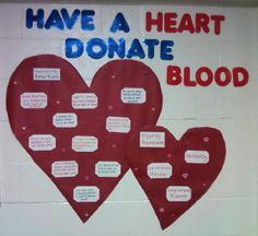 Donate Blood - February