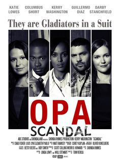 Olivia Pope & Assoc. - OPA - Gladiators in a Suit [SCANDAL TV Series Show]