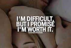 Is anything worth it that isn't. .....? ;)