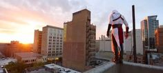 Assassin's Creed Meets Parkour in Real Life #parkour #sports