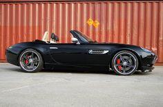 BMW Z8 Bi-Supercharged