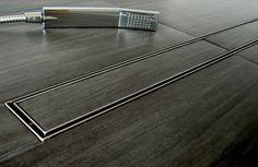 Vigodrain RVS tegelgoot 90 cm