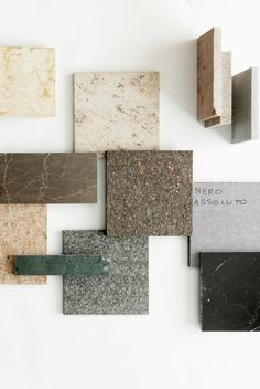 materials #conglomerates #resins #kitchen Technical marble, Corian ...