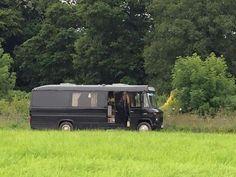 MB 508 what a fine festival camper this would make! Mercedes Camper, Old Mercedes, Camping, Travel Camper, Daimler Benz, Truck Camper, House On Wheels, Campervan, Van Life