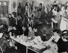 1967 Students Union canteen #dundeeuni50