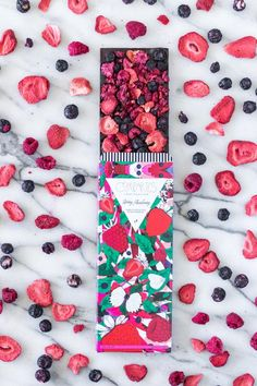 SPRING AWAKENING Dark Chocolate / Mixed Berries