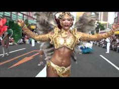Maria Lopes e Artes: Carnaval brasileiro no Japão - Asakusa Samba Carni...
