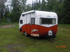 lamb vintage travel trailer - Google Search