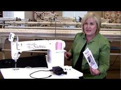 HQ Pro-Stitcher® Tips and Tricks