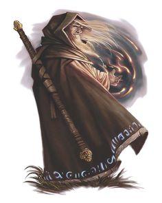 Tokki Seltsam, mysterious dwarven soothsayer