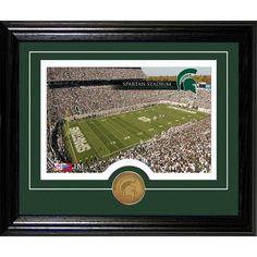Michigan State University Spartan Stadium Desktop Photomint