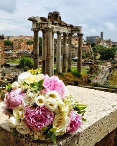 Wedding Florist & Floral Designer in Rome DebraFlower Rome wedding florist and floral designer DebraFlower. Debra is an English speaking… Vatican Rome, World Cities, Flower Decorations, Old World, Destination Wedding, Floral Design, Beautiful Places, Marriage, Roman
