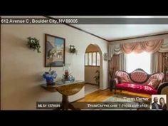 $199,900 Boulder City Home For Sale 612 Avenue C