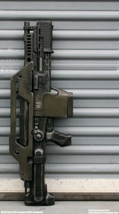 Custom M41A Pulse Rifle