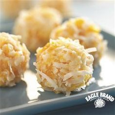 Apricot Coconut Balls from Eagle Brand®