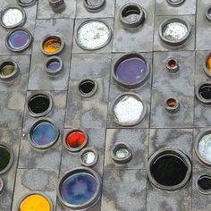 Decoración vanguardista con #cerámica hecha a mano