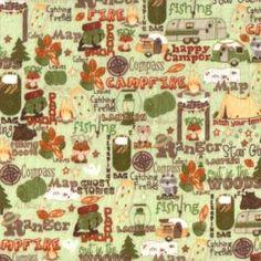 Animals fabric on FlannelWorld.com