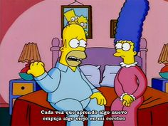 Simpsons Quotes, Simpsons Cartoon, Futurama, Mood Gif, Homer And Marge, Today Cartoon, The Way I Feel, Yesterday And Today, Lisa Simpson