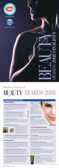 1 - Beauty Magazine - Magazine with 32 pages: 1 - Beauty Magazine
