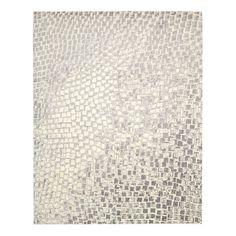 Twilight Rug Cream | bocadolobo.com | #rug #rugs #luxuryfurniture #luxuryrugs