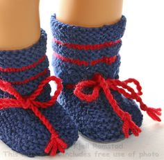 Baby Knitting Patterns Christmas Doll clothes knit instructions for free Knitted Doll Shoes Free Pattern, Doll Shoe Patterns, Knitted Dolls, Baby Knitting Patterns, American Doll Clothes, Girl Doll Clothes, Girl Dolls, Knitting Dolls Clothes, Crochet Clothes