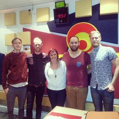 #music #radio #studio @gangsofballet and I.