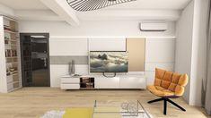 Design interior apartament 3 camere Unirii - iDecorate Design Interior, Interiors