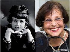Фото: Знаменитые советские актеры в детстве и годы спустя (Фото)
