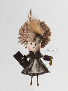 Broche de muñeca.