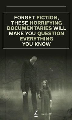 These horrifying documentaries will make you question everything you know - just in time for Halloween.