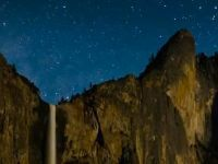 Yosemite's night sky revealed in stunning time-lapse video...no profundities...although the guy who did a time lapse of his time lapse was great...