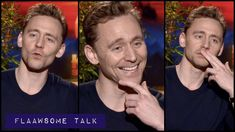 The Real Reason TOM HIDDLESTON Finally Joined INSTAGRAM And How He Remem...