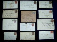 Gallery of handwritten letters