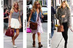 Sienna Miller is my fashion icon