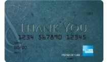 American Express Business Marble Thanks Gift Card