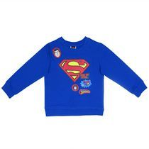 Walmart Clearance Superman Toddler Boys Long Sleeves Crew Neck Sweater 2T http://www.lavahotdeals.com/ca/cheap/walmart-clearance-superman-toddler-boys-long-sleeves-crew/124690