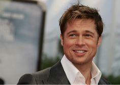 Brad Pitt before angelina ruined him