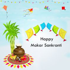Happy Sankranti Wishes, Happy Makar Sankranti, Menu Design, Page Design, Sankranthi Wishes, Funny Quotes In Hindi, Morning Msg, School Bulletin Boards, Indian Festivals