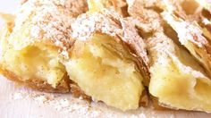 Squarespace - Claim This Domain Greek Sweets, Greek Desserts, Greek Recipes, Sweet Buns, Sweet Pie, Dairy Free Recipes, Vegan Recipes, Cooking Recipes, Pastry Recipes
