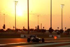 What's more beautiful, the car or the sunset? It's a hard decision Hamilton, Ferrari, Aston Martin, Force India, Mc Laren, Ubs, One Team, Formula One, Sunset