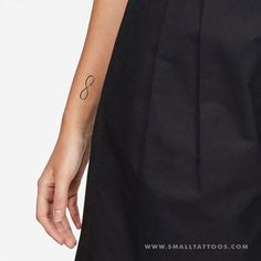 Infinity Love Temporary Tattoo (Set of 3) – Small Tattoos Heart With Infinity Tattoo, Infinity Tattoos, Infinity Love, Common Tattoos, Behance, Tattoo Set, Matching Tattoos, Temporary Tattoo, Small Tattoos