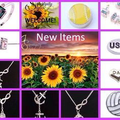 #NewItems in my #SerendipityStyles store!! #Charms #Jewelry #Rings #Necklaces #Earrings  #Handbags #CellPhoneAccesories www.shopserendipitystyles.com/#Kshumate to order