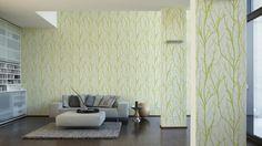 Schöner Wohnen Wallpaper 268327; Virtual Image Of The Wall