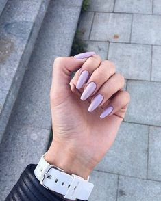 Lilac and beautiful shape.