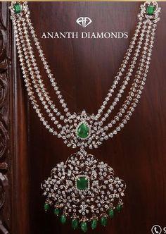 Trendy Jewelry, Ethnic Jewelry, Indian Jewelry, Antique Jewelry, Emerald Jewelry, Diamond Jewelry, Gold Jewelry, Jewlery, Silver Anklets Designs
